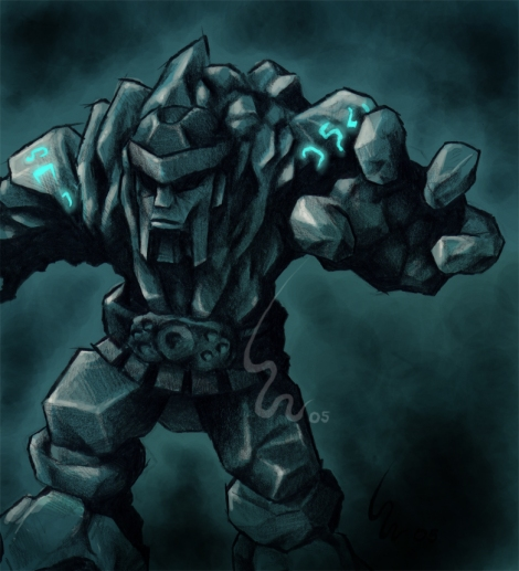 Golem_by_Ribera